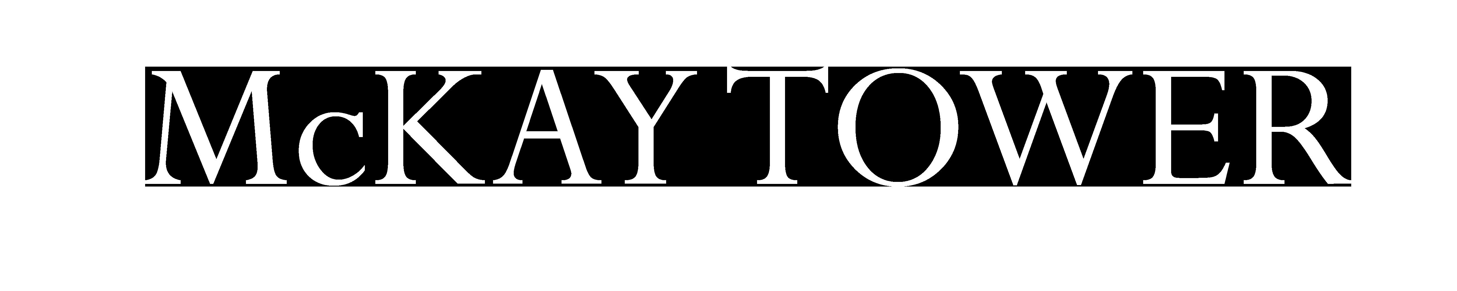 McKAY TOWER-logo
